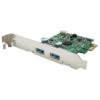 Carte PCI Buffalo Technology - BUFFALO IFC-PCIE2U3S2 -...