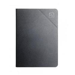 Coque Tucano Angolo - Protection à rabat pour tablette - tissu - bleu - pour Apple 9.7-inch iPad Pro