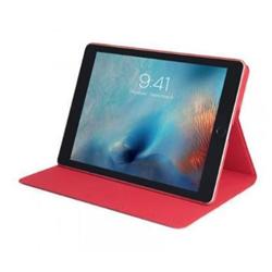 Coque TUCANO Giro - Protection à rabat pour tablette - cuir écologique - rouge - pour Apple 9.7-inch iPad Pro