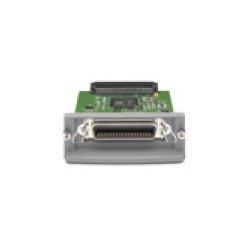 Adaptateur HP 1284B Parallel EIO Card - Adaptateur parallèle - EIO - IEEE 1284 - pour Color LaserJet CP3505, CP3525; LaserJet P4014, P4515; LaserJet Enterprise M5039, P3015