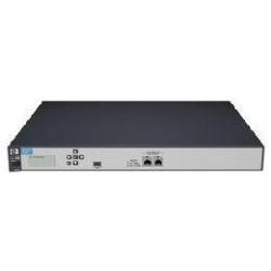 HPE MSM760 Mobility Controller - Périphérique d'administration réseau - 2 ports - GigE - 1U - rack-montable