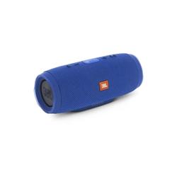 haut-parleur sans fil JBL Charge 3 - Haut-parleur - pour utilisation mobile - sans fil - 20 Watt - bleu