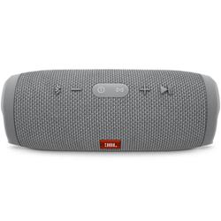 haut-parleur sans fil JBL Charge 3 - Haut-parleur - pour utilisation mobile - sans fil - 20 Watt - gris