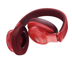 Miglior prezzo CUFFIE BLUETOOTH E55BT OVER-EAR RED