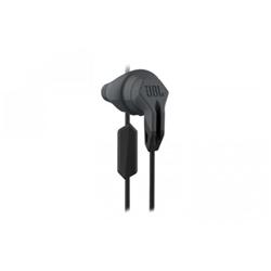 JBL Grip200 - Écouteurs avec micro - intra-auriculaire - jack 3.5mm - gris charbon