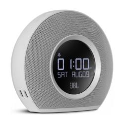 haut-parleur sans fil JBL Horizon - Radio-réveil - blanc