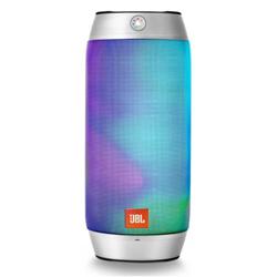haut-parleur sans fil JBL Pulse 2 - Haut-parleur - pour utilisation mobile - sans fil - 16 Watt - argenté(e)