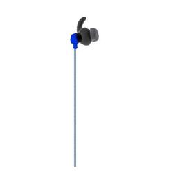 JBL Reflect Mini - Écouteurs avec micro - intra-auriculaire - jack 3,5mm - bleu