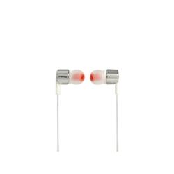 JBL T210 - Écouteurs avec micro - intra-auriculaire - jack 3.5mm - gris