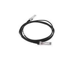 HPE X240 Direct Attach Cable - Câble de réseau - SFP+ pour SFP+ - 0.65 m - pour HPE 5120, 5500, 59XX, 75XX; FlexFabric 1.92, 11908; Modular Smart Array 1040