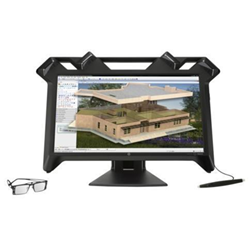 Monitor LED HP - Hp zvr
