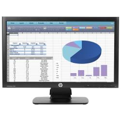 �cran LED HP ProDisplay P202 - �cran LED - 20