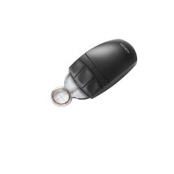 Souris Wacom Intuos4 Lens Cursor - Curseur (palet) - 5 boutons - pour P/N: PTK-1240, PTK-1240/K0-C, PTK1240AC, PTK-1240-C, PTK-1240-D, PTZ-1240-C, PTZ-1240-D