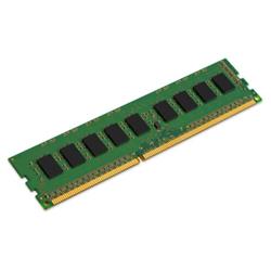 Barrette RAM Kingston - DDR4 - 16 Go - DIMM 288 broches - 2400 MHz / PC4-19200 - CL17 - 1.2 V - mémoire enregistré - ECC