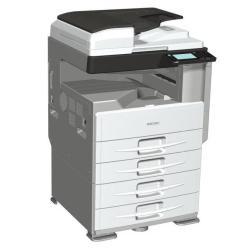 Imprimante laser multifonction Ricoh MP 2001SP - Imprimante multifonctions - Noir et blanc - laser - A3 (297 x 420 mm) (original) - A3 (support) - jusqu'à 20 ppm (copie) - jusqu'à 20 ppm (impression) - 350 feuilles - USB 2.0, Gigabit LAN, hôte USB