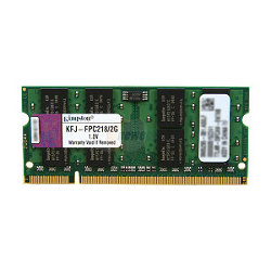 Memoria RAM Kingston - Kfj-fpc218/1g