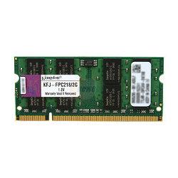 Memoria RAM Kingston - Kfj-fpc218/1g