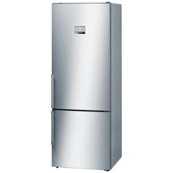 Réfrigérateur Bosch Serie 6 KGN56AI30 - Réfrigérateur/congélateur - pose libre - largeur : 70 cm - profondeur : 84 cm - hauteur : 193 cm - 505 litres - congélateur bas - Classe A++ - inox