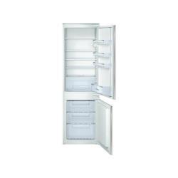 Réfrigérateur intégrable Bosch KIV34V21FF - Réfrigérateur/congélateur - intégrable - niche - largeur : 56.2 cm - profondeur : 55 cm - hauteur : 177.5 cm - 274 litres - congélateur bas - classe A+