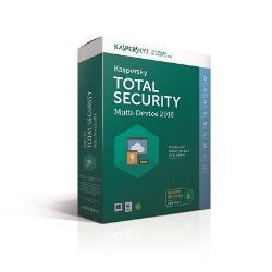 Software Kaspersky Lab - Kas total security 2016