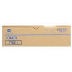 Toner Konica Minolta - Tn 211bk