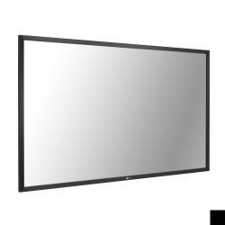 LG Overlay Touch KT-T Series KT-T490 - Écran tactile - multitactile - infrarouge - filaire - USB - noir
