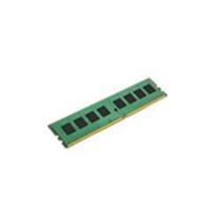 Barrette RAM Kingston ValueRAM - DDR4 - 4 Go - DIMM 288 broches - 2133 MHz / PC4-17000 - CL15 - 1.2 V - mémoire sans tampon - non ECC