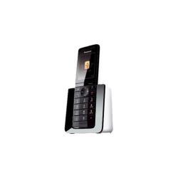 Panasonic KX-PRSA10 - Extension du combiné sans fil avec ID d'appelant/appel en instance - DECT\GAP - noir, blanc