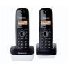 Telefono cordless Panasonic - Kx-tg1612jtw
