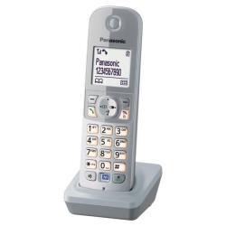 Panasonic KX-TGA681 - Extension du combiné sans fil avec ID d'appelant - DECT\GAP - argenté(e)
