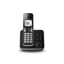 Telefono fisso Panasonic - KX-TGD320 Nero