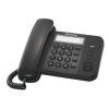 Téléphone fixe Panasonic - Panasonic KX-TS520EX1B -...