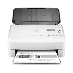 Scanner HP ScanJet Enterprise Flow 7000 s3 Sheet-feed Scanner - Scanner de documents - Recto-verso - 216 x 3100 mm - 600 ppp x 600 ppp - jusqu'à 75 ppm (mono) - Chargeur automatique de documents (80 feuilles) - jusqu'à 7500 pages par jour - USB 3.0, USB 2.0