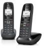 Telefono cordless Gigaset - Gigaset as 405 duo