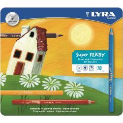 Pastelli Lyra - Ferby