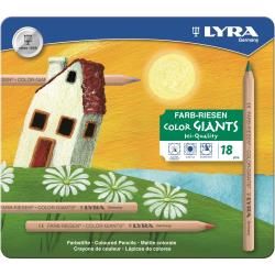 Pastelli Lyra - Naturale