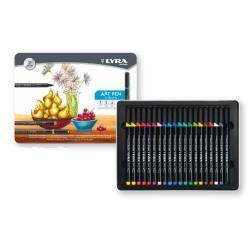 Lyra Hi-Quality Art Pen - Feutre - encre à l'eau - pack de 20