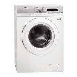 Lave-linge AEG-Electrolux L76270SL - Machine � laver - pose libre - largeur : 60 cm - profondeur : 43 cm - hauteur : 85 cm - chargement frontal - 6.5 kg - 1200 tours/min - blanc