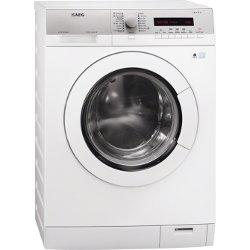 Lave-linge AEG LAVAMAT EXCLUSIV L76479FL - Machine à laver - pose libre - largeur : 60 cm - profondeur : 52.2 cm - hauteur : 85 cm - chargement frontal - 7 kg - 1400 tours/min