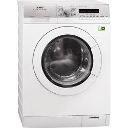 Lave-linge AEG LAVAMAT EXCLUSIV L79489FL - Machine à laver - pose libre - hauteur : 85 cm - chargement frontal - 8 kg - 1400 tours/min - blanc