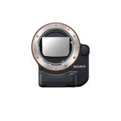Sony LA-EA4 - Bague d'adaptation d'objectif Minolta A-type - Sony E-mount - pour Sony ILCE-QX1L; NXCAM NEX-FS100JK; a7 II ILCE-7M2, ILCE-7M2K