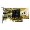 Qnap - QNAP LAN-1G2T-U - Adaptateur...