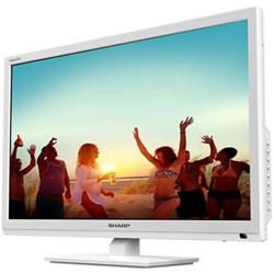 TV LED Sharp - LC-22CFE4012EW