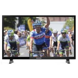 "TV LED Sharp LC-40CFE4042E - Classe 40"" TV LED - 1080p (Full HD) - LED à éclairage direct, D-LED Backlight"