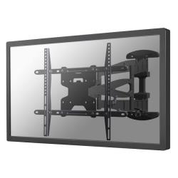"Support pour LCD NewStar TV/Monitor Wall Mount (Full Motion) LED-W550 - Montage mural pour écran plasma / LCD - aluminium - noir - Taille d'écran : 32""-60"""