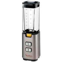 Mixeur Moulinex Fruit Sensation LM142A - Bol mixeur blender - 0.9 litres - 300 Watt