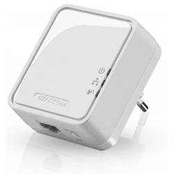 Adaptateur CPL Sitecom LN-550 Mini Homeplug 500 Mbps - Pont - HomePlug AV (HPAV) - Branchement mural