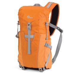 Sacoche Lowepro Photo Sport Sling 100 AW - Sac-ceinture pour appareil photo numérique avec lentilles - polyester 150D, nylon 70D - orange/gris