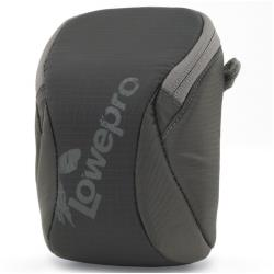 Sacoche Lowepro Dashpoint 20 - Étui appareil photo - gris ardoise - pour Pentax Optio LS465