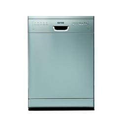 Lave-vaisselle Ignis LPA58EG/SL - Lave-vaisselle - pose libre - largeur : 59.7 cm - profondeur : 59.6 cm - hauteur : 85 cm - argenté(e)
